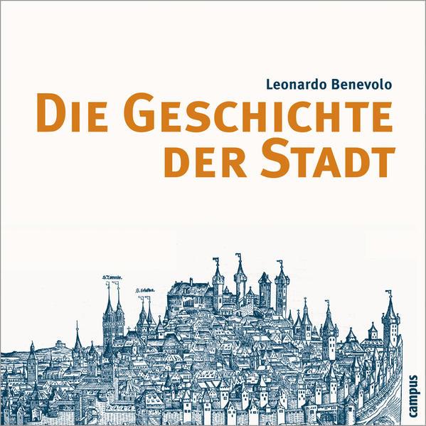Die Geschichte der Stadt - Coverbild