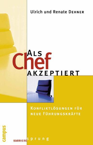 Als Chef akzeptiert - Coverbild