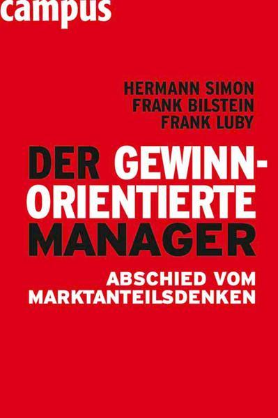 Der gewinnorientierte Manager - Coverbild