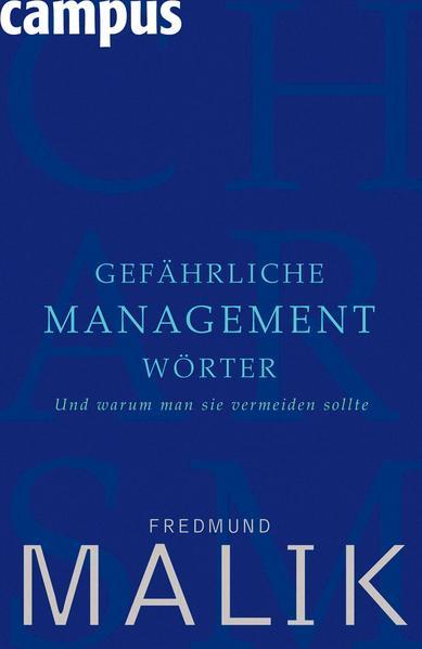 Gefährliche Managementwörter - Coverbild
