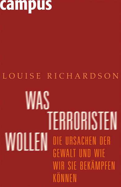 Was Terroristen wollen. - Coverbild