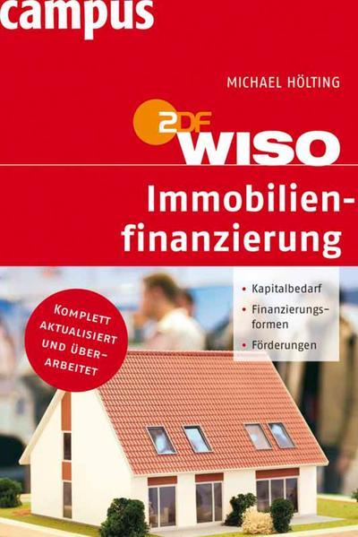 WISO: Immobilienfinanzierung - Coverbild