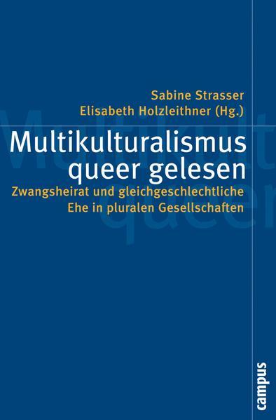 Multikulturalismus queer gelesen - Coverbild