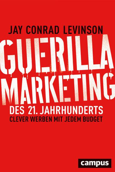 Guerilla Marketing des 21. Jahrhunderts - Coverbild