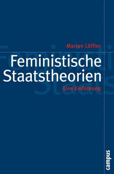 Feministische Staatstheorien - Coverbild