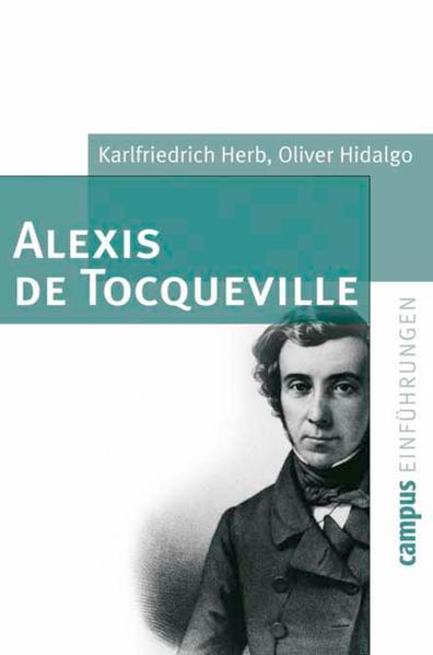 Alexis de Tocqueville - Coverbild