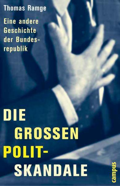 Die großen Polit-Skandale - Coverbild