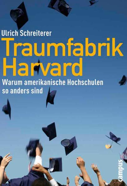 Traumfabrik Harvard - Coverbild