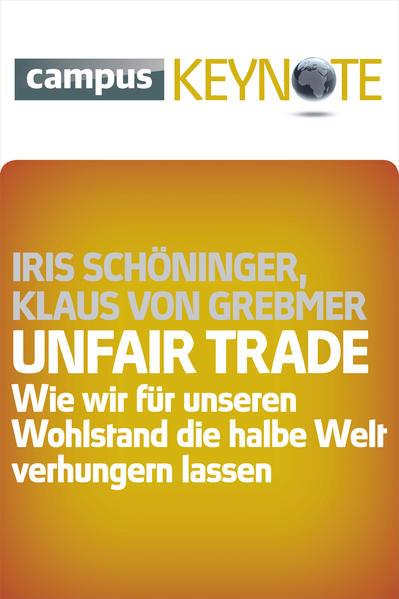 Unfair Trade - Coverbild