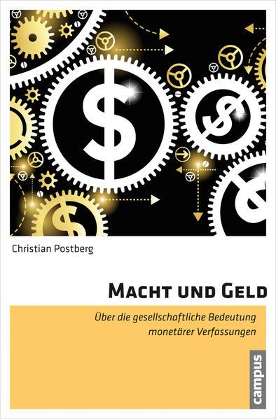 Macht und Geld - Coverbild