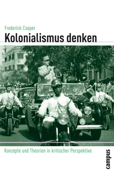 Kolonialismus denken - Coverbild