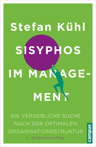 Sisyphos im Management - Coverbild