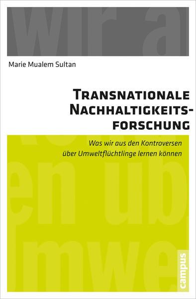 Transnationale Nachhaltigkeitsforschung - Coverbild