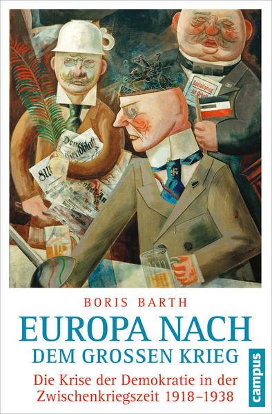Europa nach dem Großen Krieg - Coverbild