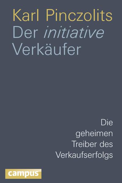 Der initiative Verkäufer   - Coverbild