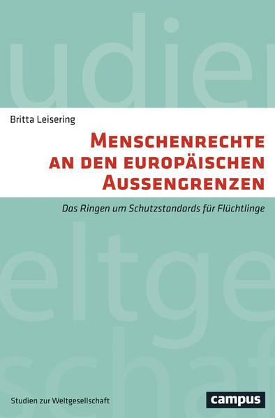 Menschenrechte an den europäischen Außengrenzen - Coverbild
