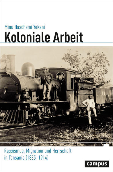 Koloniale Arbeit - Coverbild