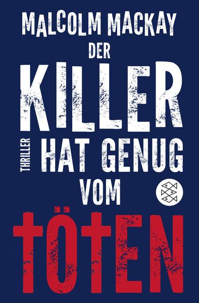 Der Killer hat genug vom Töten - Coverbild