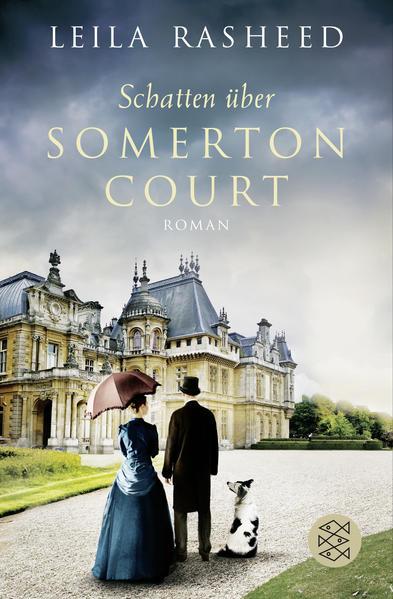 Schatten über Somerton Court - Coverbild