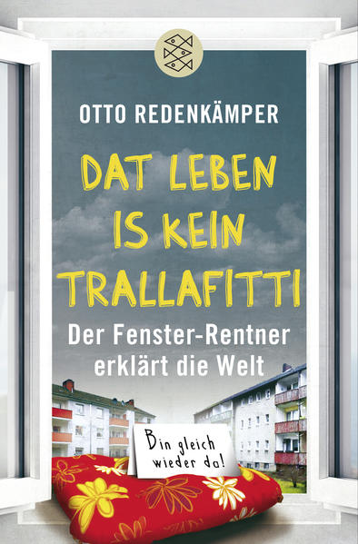 »Dat Leben is kein Trallafitti« - Coverbild