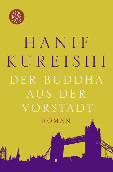 Der Buddha aus der Vorstadt - Coverbild