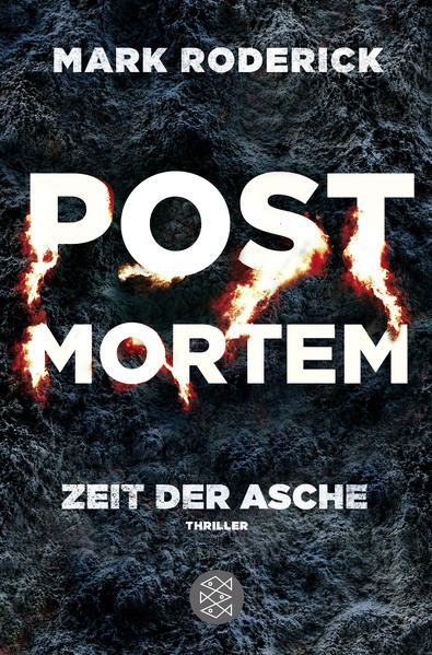 Post Mortem - Zeit der Asche - Coverbild