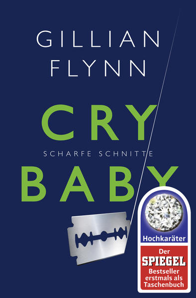 Cry Baby - Scharfe Schnitte - Coverbild