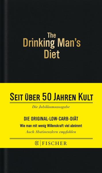 The Drinking Man's Diet - Das Kultbuch - Coverbild