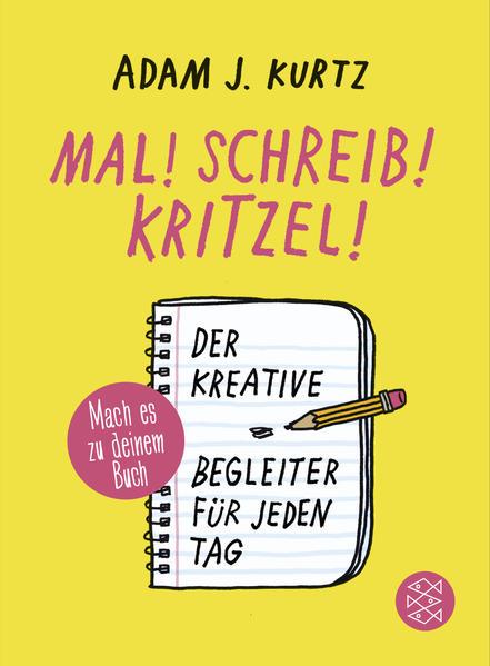 Mal! Schreib! Kritzel! - Coverbild