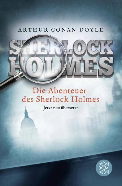 Die Abenteuer des Sherlock Holmes - Coverbild