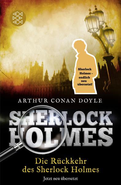 Die Rückkehr des Sherlock Holmes - Coverbild