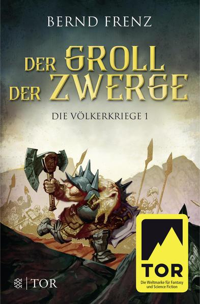 Der Groll der Zwerge - Coverbild