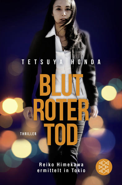 Blutroter Tod - Coverbild