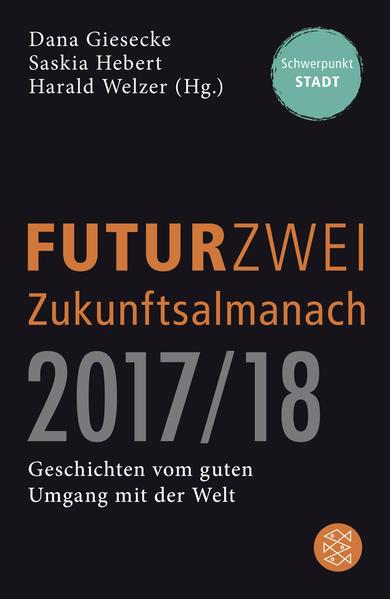 FUTURZWEI Zukunftsalmanach 2017/18 - Coverbild