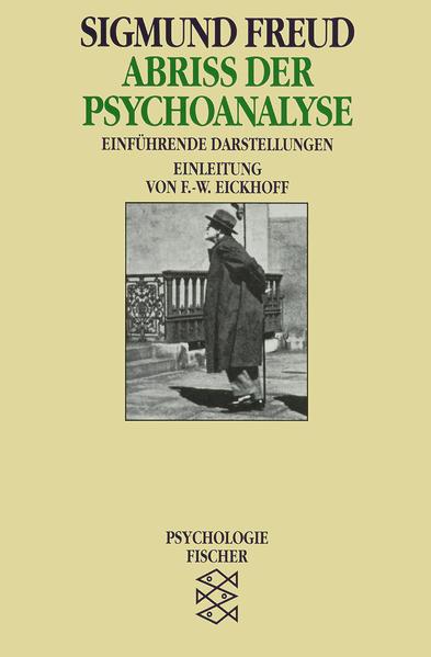 Abriß der Psychoanalyse - Coverbild