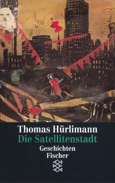 Die Satellitenstadt - Coverbild