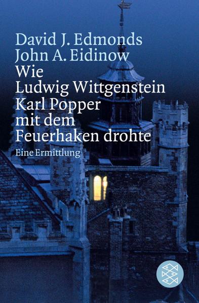 Wie Ludwig Wittgenstein Karl Popper mit dem Feuerhaken drohte - Coverbild