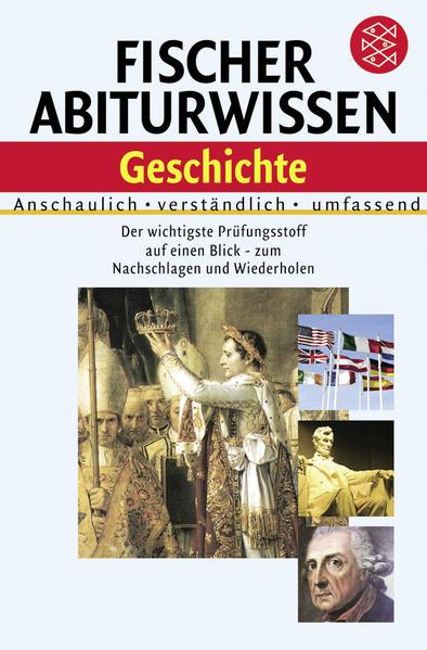 Fischer Abiturwissen Geschichte - Coverbild