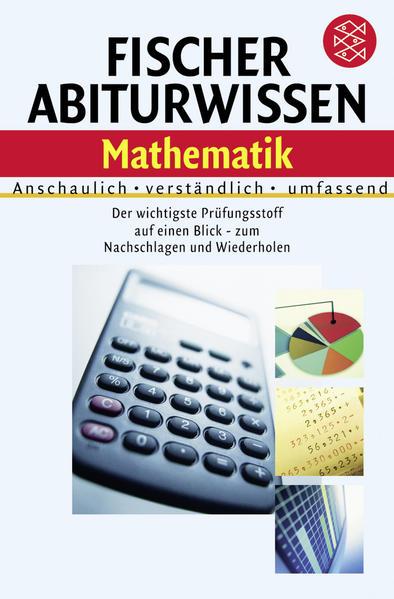Fischer Abiturwissen Mathematik - Coverbild