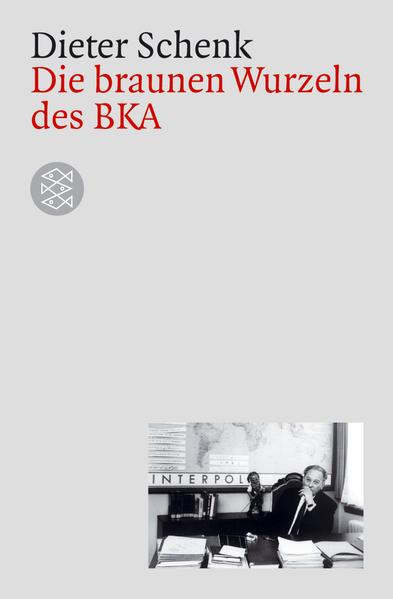 Die braunen Wurzeln des BKA - Coverbild