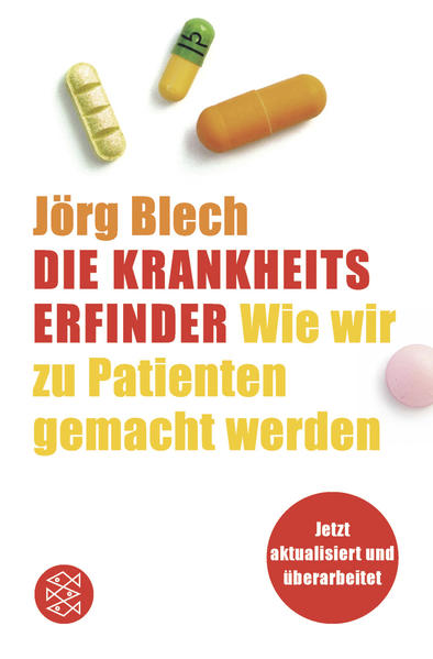 Die Krankheitserfinder - Coverbild