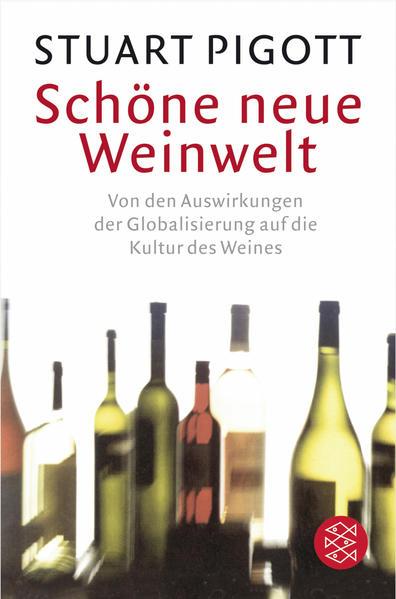 Schöne neue Weinwelt - Coverbild