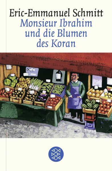 Monsieur Ibrahim und die Blumen des Koran - Coverbild