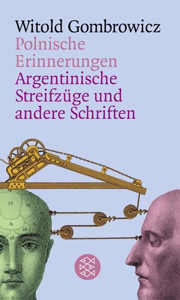 Polnische Erinnerungen / Argentinische Streifzüge und andere Schriften - Coverbild