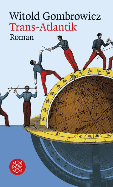 Trans-Atlantik - Coverbild