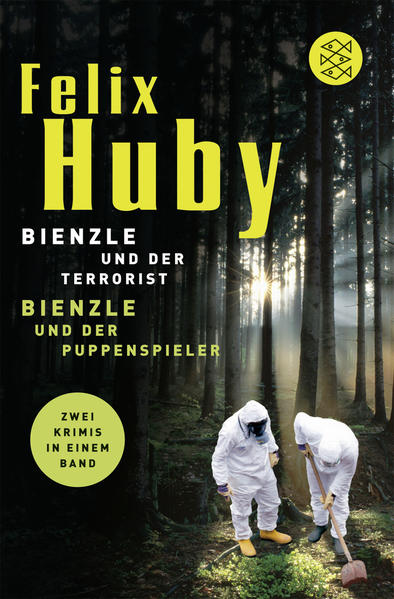 Bienzle und der Terrorist / Bienzle und der Puppenspieler - Coverbild