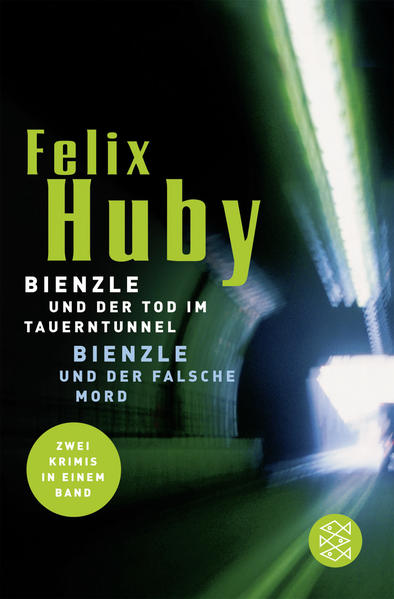 Bienzle und der Tod im Tauerntunnel / Bienzle und der falsche Mord - Coverbild