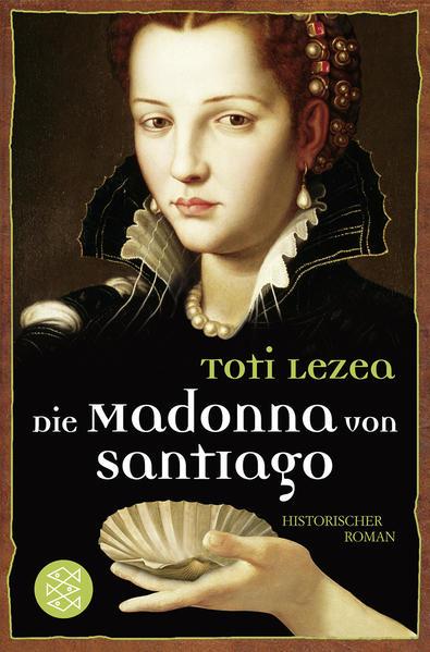 Die Madonna von Santiago - Coverbild