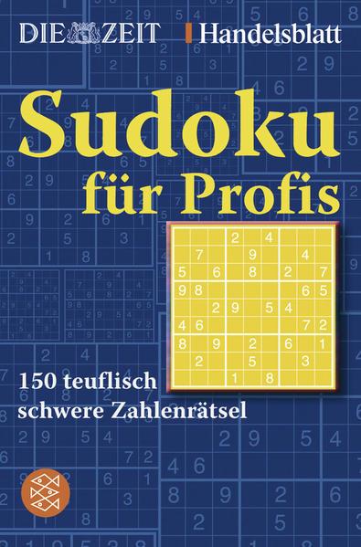 Sudoku für Profis - Coverbild