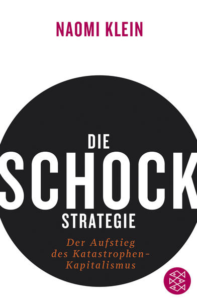 Die Schock-Strategie - Coverbild